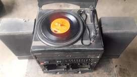 Sistema de audio retro