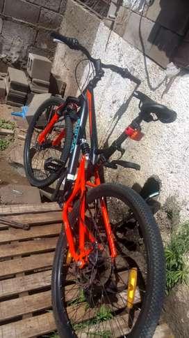 Bicicleta  philco sin detalles como nuevo rodada 26