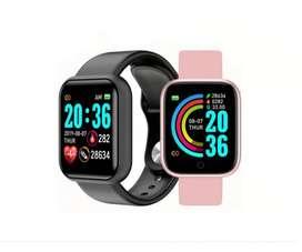 Reloj Inteligente Smartwatch 2036 Bluetooth Sensor Pulso Cardiaco
