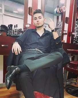 Barbero a domicilio