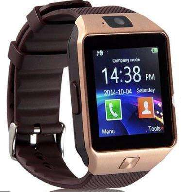 Reloj NFC Smart Watch Q18S Soporte de Reloj con arco Camara 0