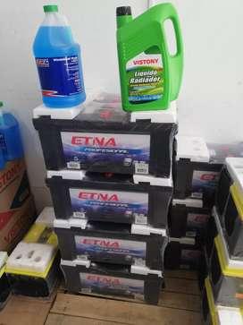 Venta de baterías ETNA 23 placas