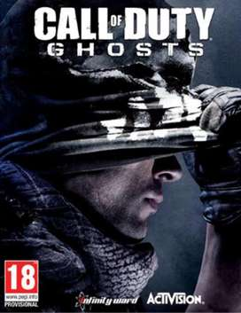 Juego Ps3 Call Of Duty Ghost