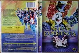 Cirque Du Soleil - Nueva Experiencia 2009 (DVD Original)