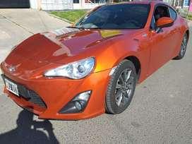 Vendo Toyota 86 2013