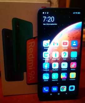 Oferta celular XIAOMI 9A - nuevo en caja
