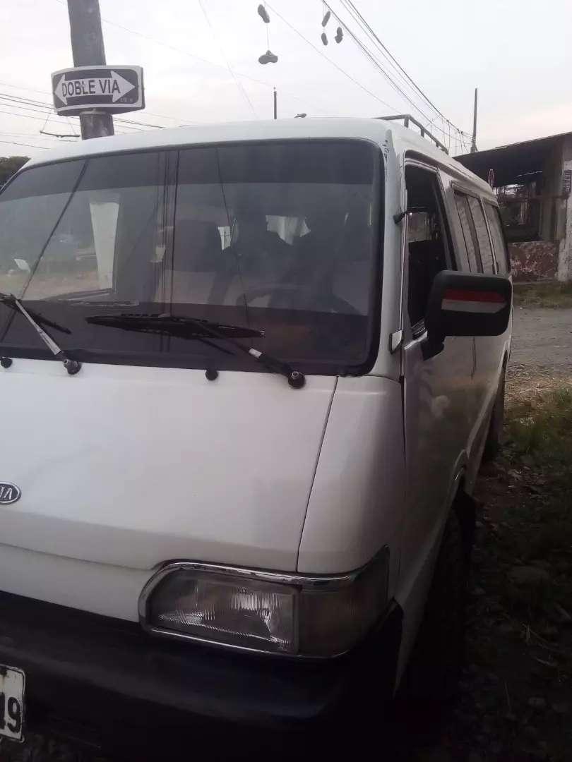 Buseta Hyundai del 95 0