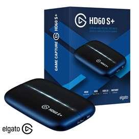 Bc.ec Capturadora de Video Corsair elgato HD60 S+ 4K60 HDR 1080p60HDR