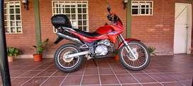 Vendo Honda Falcon NX 400