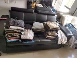 Vendo o cambio ropa usada