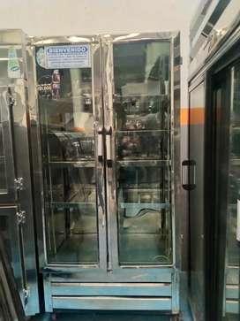 Nevera vertical refrigerador
