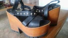 Vendo sandalias num 40