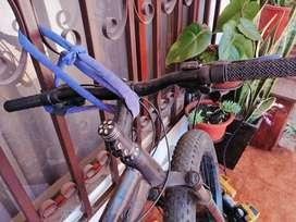 Vendo bicicleta fat bike