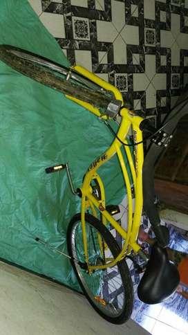Vendo Bicicleta sin Uso
