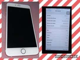 Iphone 6S plus con todas las cuentas libres,buen estado y funcionament