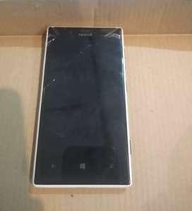 Nokia lumia 720 batería agotada