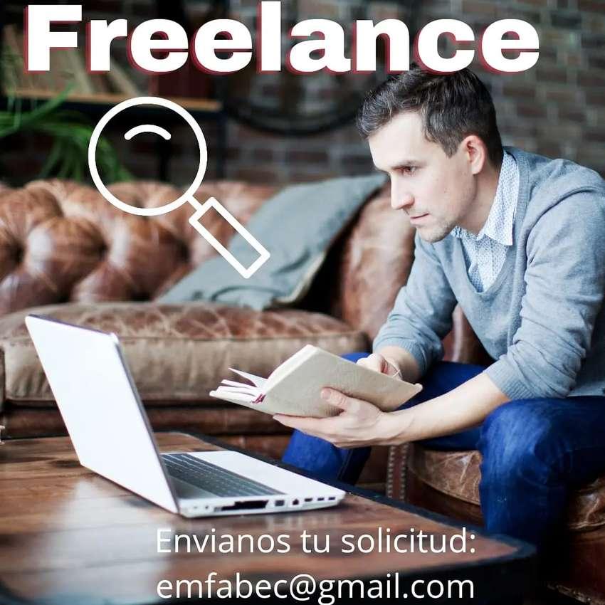 Buscamos Vendedores Freelance 0