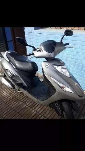 Impecable Honda Elite 125 cc
