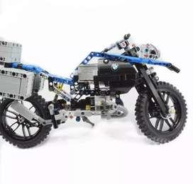 Moto BMW R1200 GS replica Lego