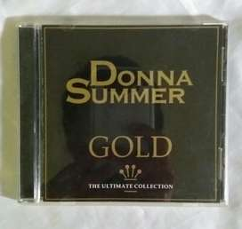 Donna Summer Gold Cd Original