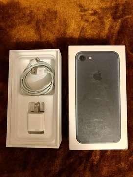 Iphone 7 color jetblack