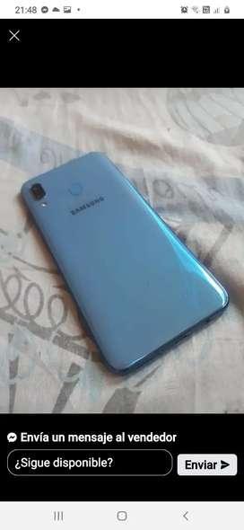Vendo teléfono Samsung A30
