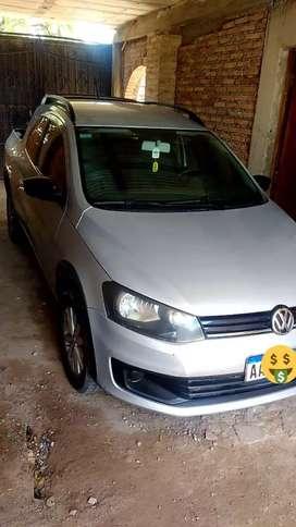 Vendo Volkswagen Saveiro 2016