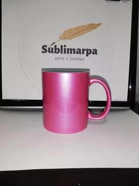Personalización de Mugs