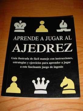Libro: Aprende a jugar al Ajedrez