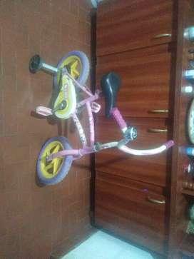Vendo bici nena