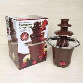 Fuente de chocolate 3 pisos