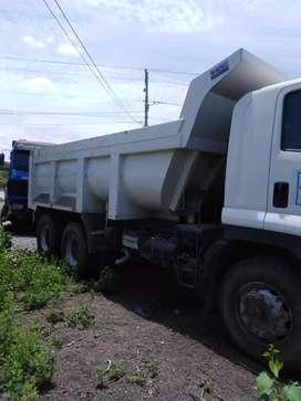 Camión FVZ volqueta vendo o cambio con mula