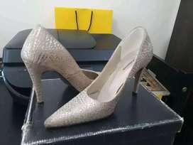 Zapatos beige n37