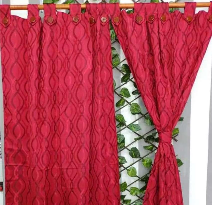 Hermosas cortinas