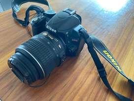 Nikon 3100 perfecto estado
