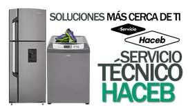 Servicio técnico reparación de Neveras Lavadoras estufas Haceb