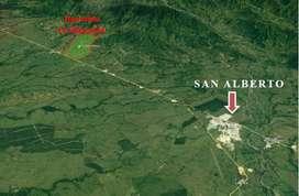 Finca La Gioconda en San Alberto en Venta, San Alberto, Cesár, lindero sobre la vía principal (nacional)., 330 ha