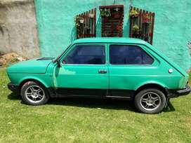 FIAT 147. BRIO MODELO 1989