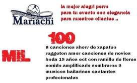 Mariachi 100mil