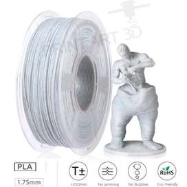 Filamento PLA premium mármol 1.75mm 1 kg