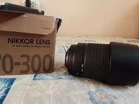 AF zoom-Nikkor 70-300mm f/4-5.6 G