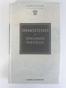 Demostenes, Discursos Politicos