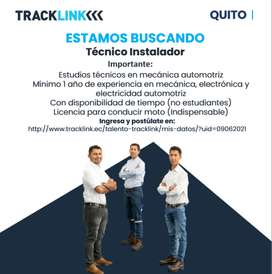 Técnico Instalador- Quito