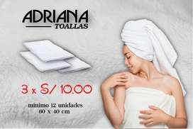 TOALLAS PARA SALÓN - ADRIANA