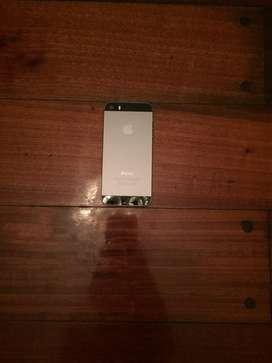 Iphone 5S como nuevo impecable