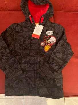Casacas Disney Mickey Mouse, Angry Birds