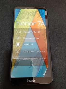 "CELULAR HUAWEI HONOR 7A 2019 SMARTPHONE - PANTALLA 5.7"""