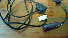 Auriculares Sony Walkan HPM-64 + Cargador (originales-usado).