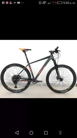 Bicicletas super look