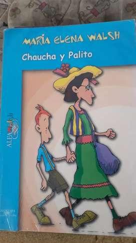 CHAUCHA Y PALITO (usado)